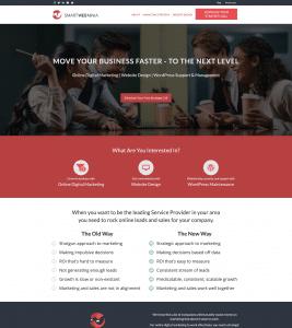 Smart Web Ninja website built by Smart Web Ninja